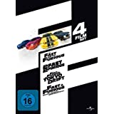"Fast and Furious 1-4 - Limited Jumbo Steelbook [4 DVDs]von ""Various"""
