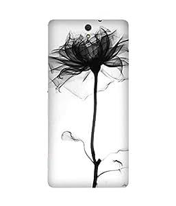 Smoky Flower Sony Xperia C5 Case