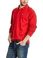 POLO CLUB CAPTAIN HORSE ACADEMY Polo Gentleman (Rojo)