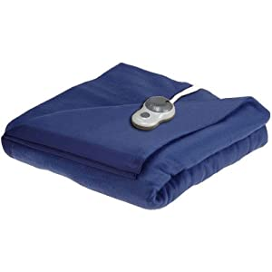 Sunbeam Electric Heated Blanket Imperial Nights, Assorted Colors/Sizes