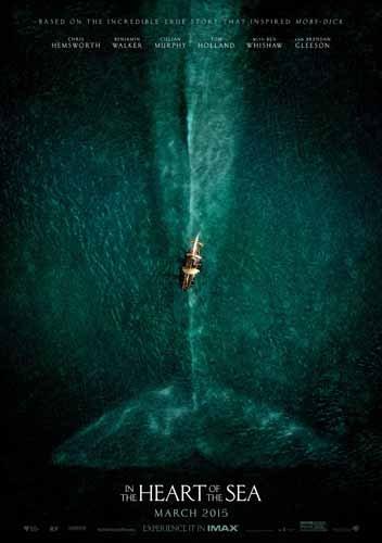 ポスター/スチール写真 A4 パターンD 白鯨との闘い 光沢プリント