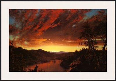 Twilight In The Wilderness Church