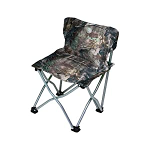 Lucky Bums Kids Camp Chair, Realtree APHD Camo
