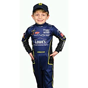 Childrens Nascar Jimmie Johnson Nascar Costume in Medium