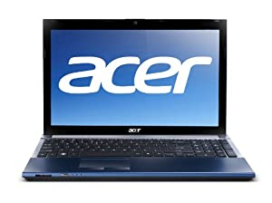 Acer Aspire TimelineX AS5830TG-6402 15.6-Inch Laptop (Cobalt Blue Aluminum)