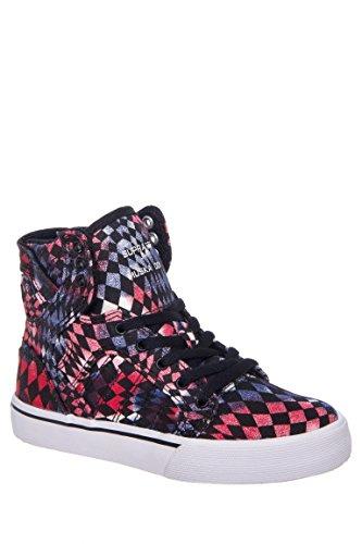 Kids Hi Top Skytop Sneaker