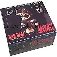 Raw Deal CCG: Divas Overload Booster Box