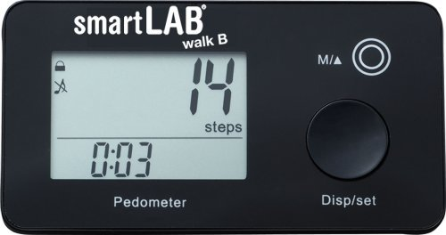 fitmefit premium account and smartLAB®walk B Pedometer with Bluetooth Smart (BLE) wireless data transfer