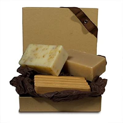 Aromatherapy Herbal Soap Gift Set