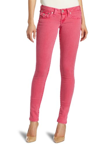 True Religion Women's Julie Super T Skinny Fit Jean
