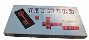 Vintage 1953 Keyword Game (Parker Brothers)