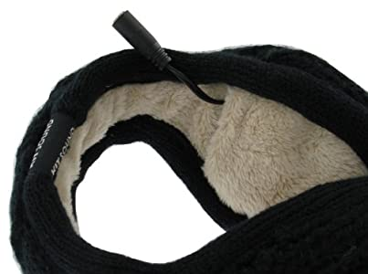 Kitsound Knitted Music Ear Muffs for cheap