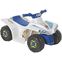 MinionsLittle Quad 6-Volt Electric Battery Powered Ride-On