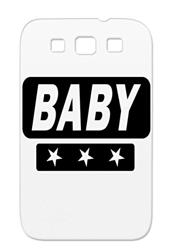 Babyinboxwith3Stars Black Protective Case For Sumsang Galaxy S3 Precious Tiny Baby Family Newbie Special Baby Small New Babies Star Infant Family Birdy27Designs Super Box Boy Girl Little front-303074