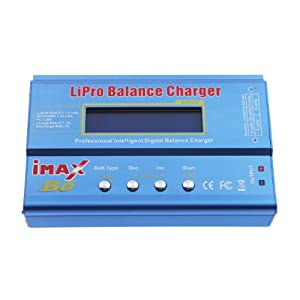 iMAX B6 OEM Battery Balance Charger For 1-6 cell Lipo, Li-ion, LiFe (A123), Pb, 1-15 cells NiCd and NiMH Batteries