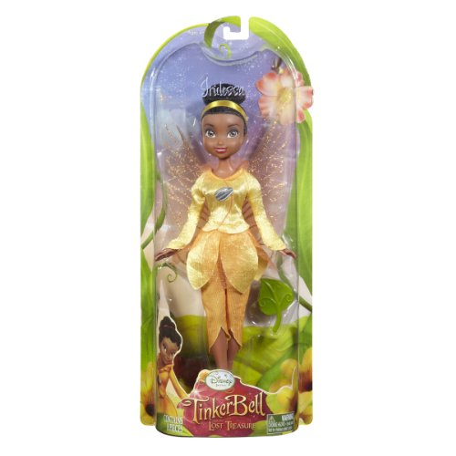 Sopas Daniels: Disney Fairies 9 Iridessa