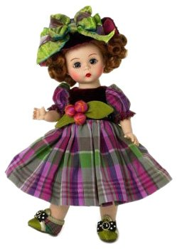 Buy Madame Alexander 8 Inch Americana Collection Doll – Garden Party Charm