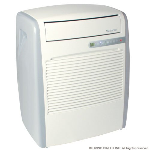 EdgeStar 8,000 BTU Ultra Compact Portable Air Conditioner