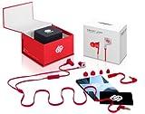 echange, troc Écouteurs intra-auriculaires 'London - Red Snapper' pour iPhone / iPad