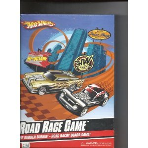 Hot Wheels Road Rage Board Game - 1