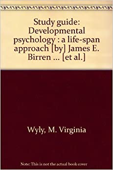 study guide child psychology Child psychology study guide: chapter 1 age of reason = 7, expected to work alongside adults john locke, believed childrencame into t.