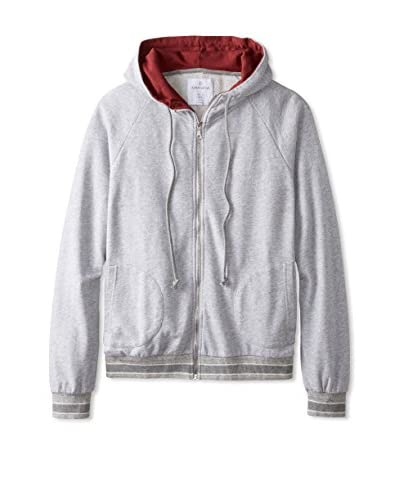 Alternative Men's Light French Terry Zip Hoodie