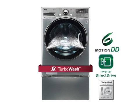 Lg Front Load Washer And Dryers front-323571