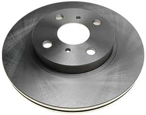 Raybestos 980201R Professional Grade Disc Brake Rotor
