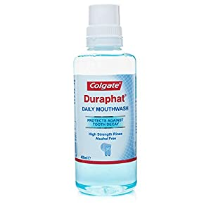 Colgate Duraphat Mouthwash Bottle - 400 ml