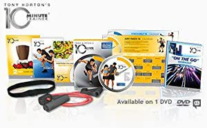 10 Minute Trainer: Tony Horton's Workout for the Busiest People Fitness DVD Programme