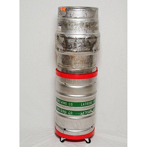 DeVault Enterprises ICD2000 Full / Half Barrel Beer Keg Stacker (Half Keg Barrel compare prices)