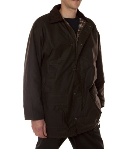 Hunter Outdoor Boulton Unisex Wax Jacket Inc Free Wax Dressing