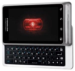 Motorola Droid 2 Global Winter White (Verizon) A956 Smartphone