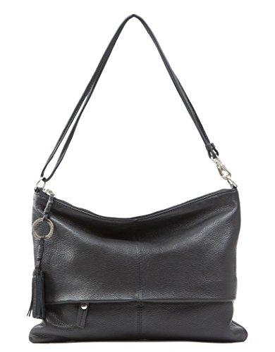 sanctuary-black-tassled-crossbody-bag
