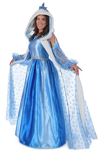 Big Girls' Icelyn The Winter Princess Costume