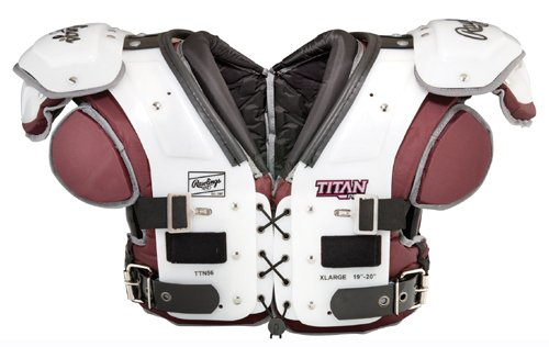 Rawlings TTN56 Titan Pro Shoulder Pad (X-Large)