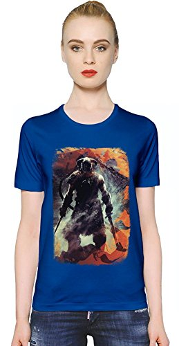 The Elder Scrolls V Skyrim Dovahkiin T-shirt donna Medium