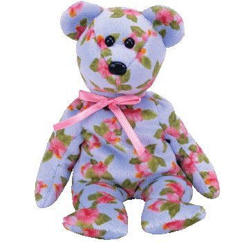 1 X TY Beanie Baby - CINTA the Bear (Asia-Pacific Exclusive) - 1