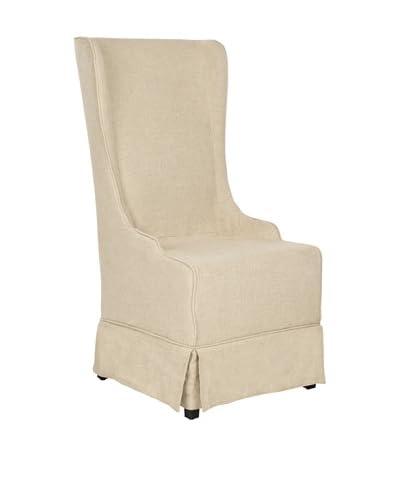 Safavieh Becall Dining Chair, Hemp
