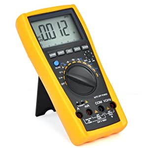 TRIXES VC99+ 6999 Auto Range Digital LCD Voltmeter Multimeter Tester Ammeter OHM