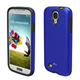 Acase Galaxy S4 Superleggera PRO Dual Layer Protection Case for T-Mobile and Samsung Galaxy S IV (Galaxy S4 Blue...