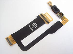 Flex Cable Ribbon Connector for Sony Ericsson G705 W705 ~ Mobile Phone Repair Parts Replacement