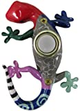 Company's Coming DBP-074 Gecko Painted Doorbell Cover