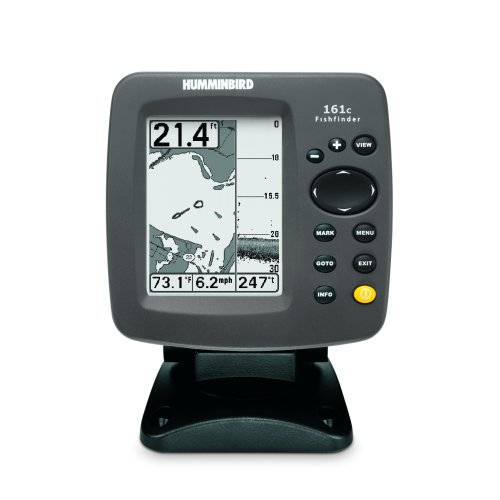 Humminbird 161 Combo 4-Inch Waterproof Marine GPS and Chartplotter