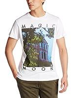 Diesel Camiseta Manga Corta T-Issa (Blanco)