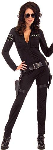 Women's Swat Sexy Costume