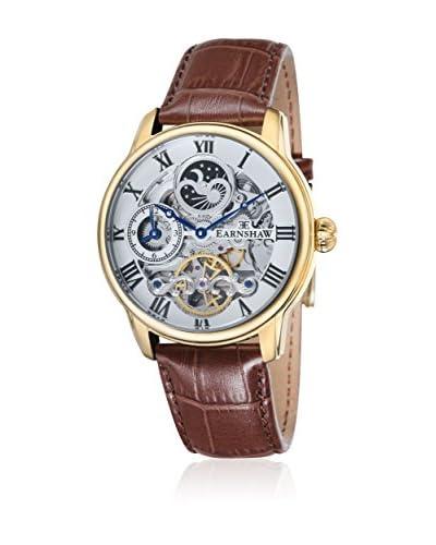THOMAS EARNSHAW Reloj automático Longitude ES-8006-02 Marrón