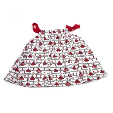 V&A ''Rabbits'' Childrens Summer Dress (2 Year)||EVAEX