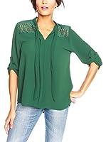 Love U Blusa Louna (Verde)