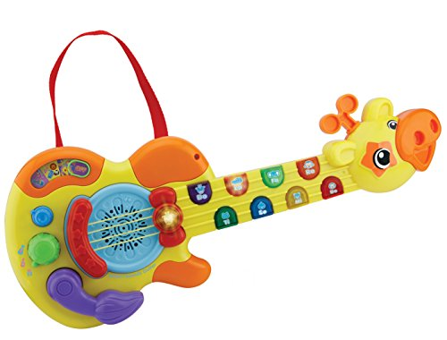 VTech - 179005 - Jungle Rock - Guitare Girafe